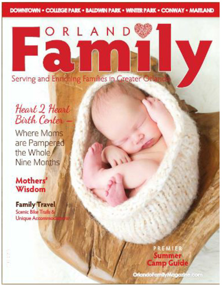 UberMom Family Time Magazine
