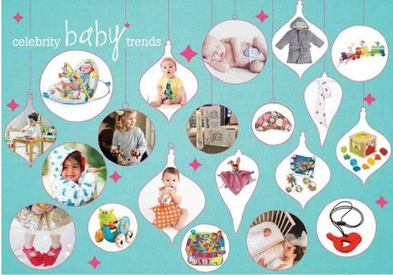 Grow and Glow Candle - Celebrity Baby Trends